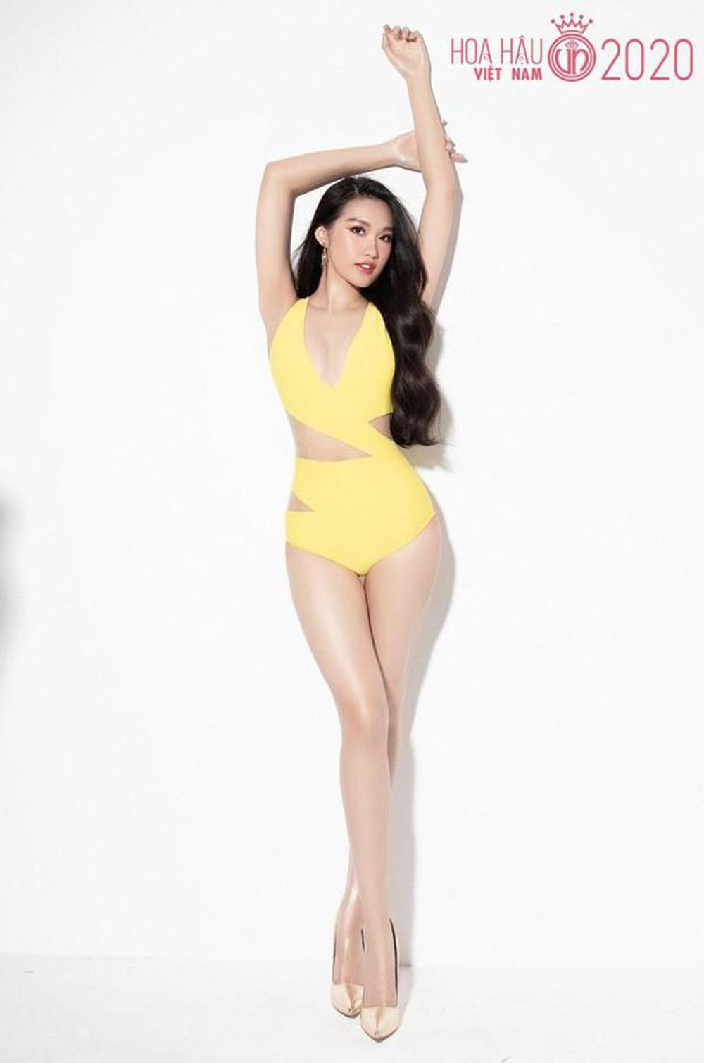 Dàn người đẹp sở hữu đường cong bốc lửa dự thi Hoa hậu Việt Nam 2020 - Ảnh 2.