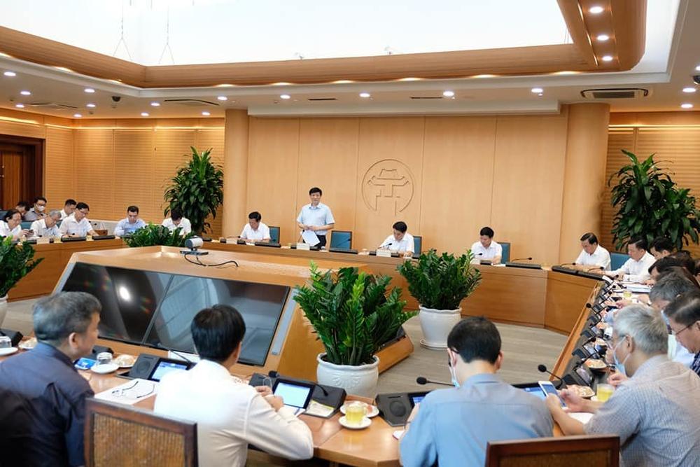 Bộ Y tế xác định Hà Nội là địa bàn có nguy cơ cao - Ảnh 1.