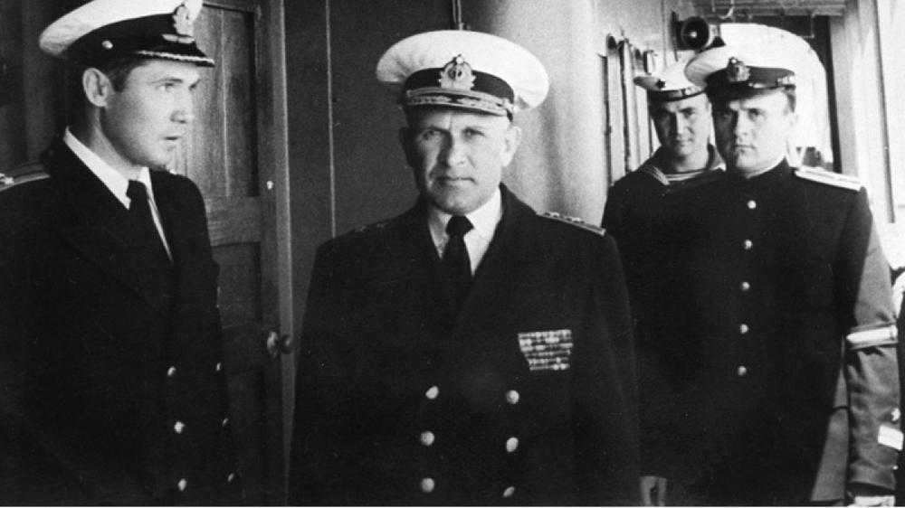 Sergey Gorshkov - Kiến trúc sư trưởng của Hải quân Liên Xô - Ảnh 1.