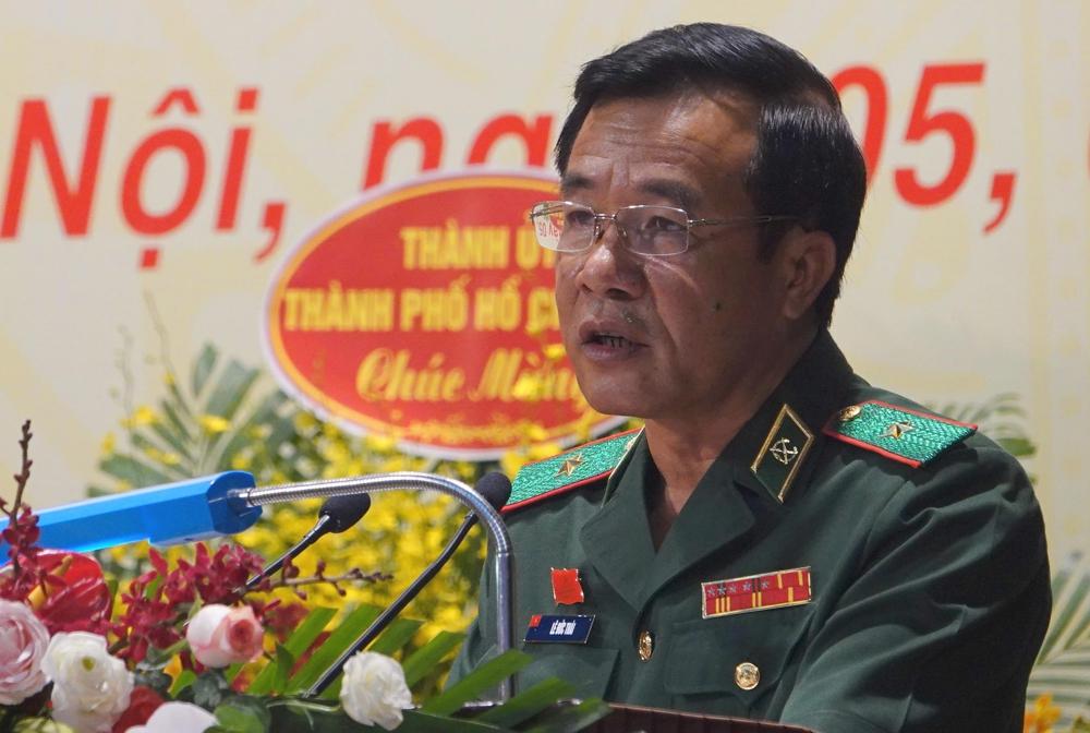 Thủ tướng bổ nhiệm 3 vị tướng làm Tư lệnh Quân khu 3, Quân chủng Hải quân, Bộ đội Biên phòng - Ảnh 2.