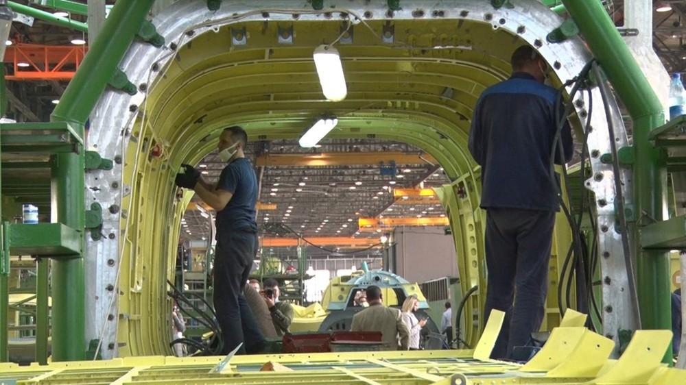 Thăm nhà máy chế tạo trực thăng của Anh hùng lao động Nga - Ảnh 5.