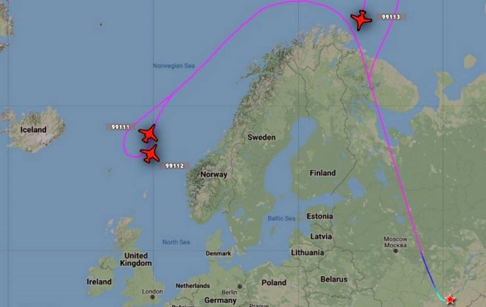 Mỹ-Anh đe dọa TT Putin ở Sochi: 3 chiếc Tu-160 Nga lập tức áp sát, London toát mồ hôi hột! - Ảnh 4.