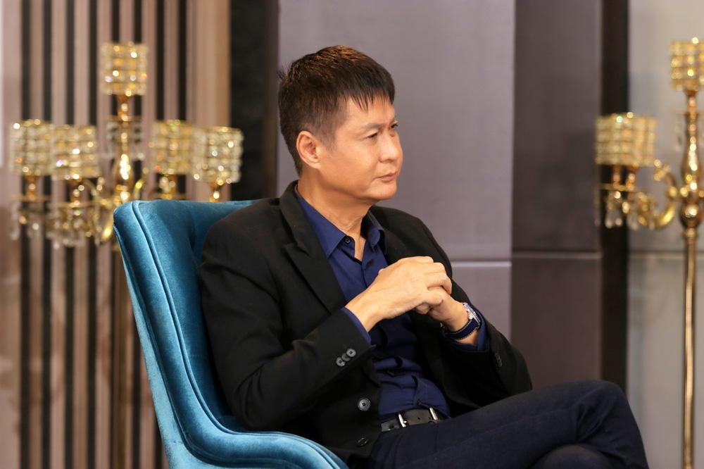 Đạo diễn Lê Hoàng hé lộ cuộc sống hôn nhân: Vợ muốn làm gì, tôi cũng chẳng bao giờ hỏi - Ảnh 3.