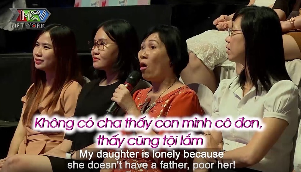 Bạn muốn hẹn hò: Mẹ cô gái ngầm nhắc con từ chối, trách chương trình vì ghép đôi không đúng một yêu cầu - Ảnh 1.