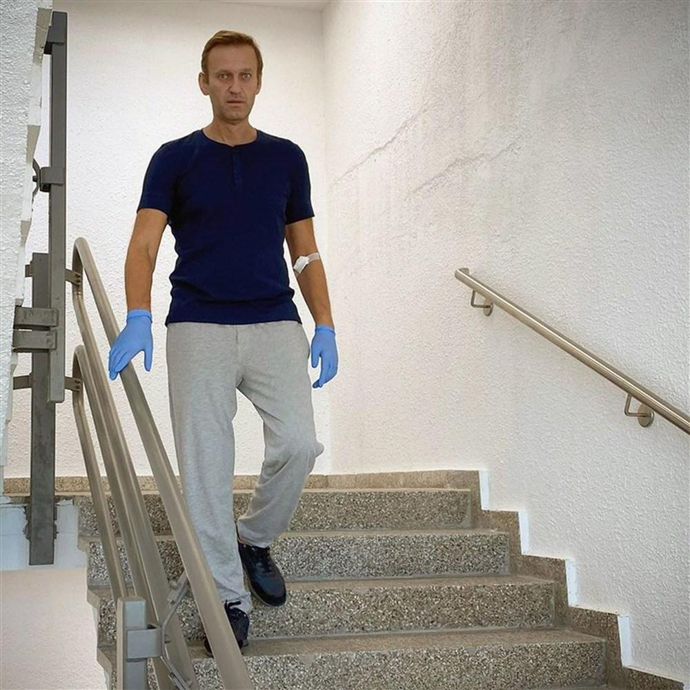 Thủ lĩnh đối lập Nga bình phục, được xuất viện: Ông Putin tuyên bố bất ngờ về kẻ hạ độc Navalny - Ảnh 1.
