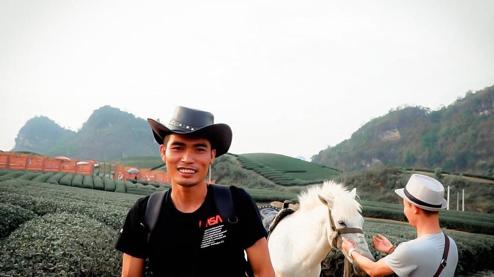 Kinh doanh lỗ gần 1 tỷ đồng, chàng trai Bắc Giang đi bộ xuyên Việt 65 ngày bỏ lại tất cả sau lưng - Ảnh 2.