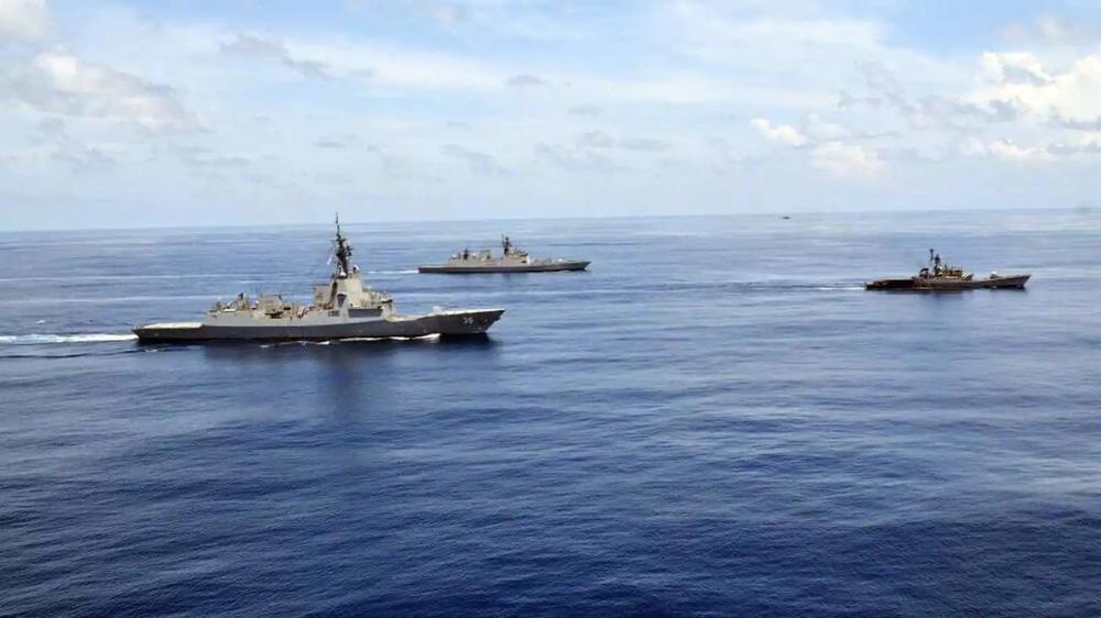 Ấn Độ bóp nghẹt tham vọng của Trung Quốc trên biển: Cường quốc quân sự nào tiếp tay? - Ảnh 2.