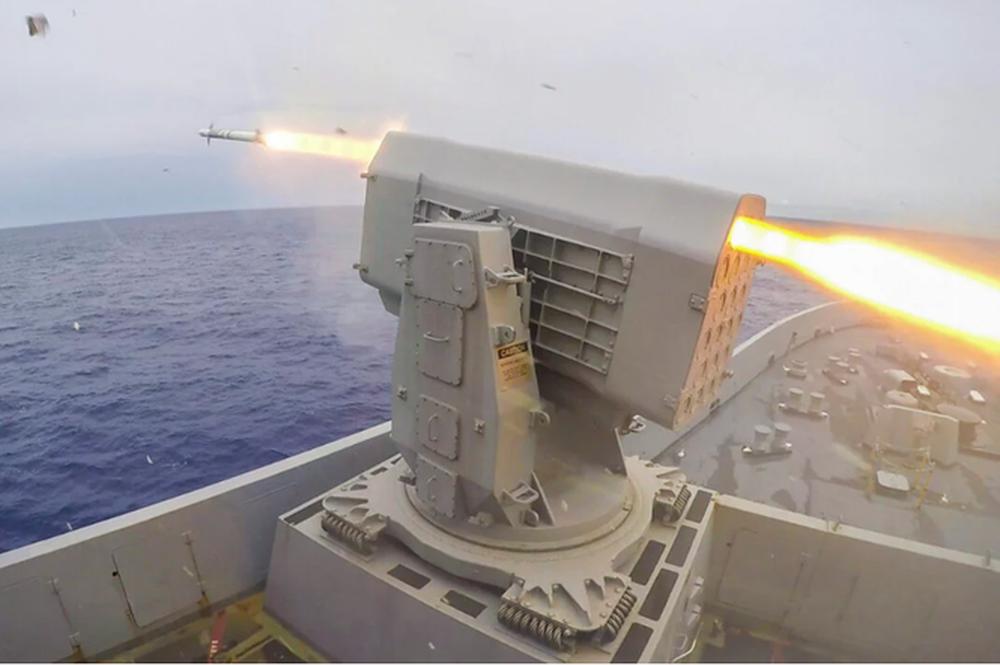 Sức mạnh lá chắn thép RAM Block 2 được Nhật Bản trang bị cho tàu chiến - Ảnh 1.