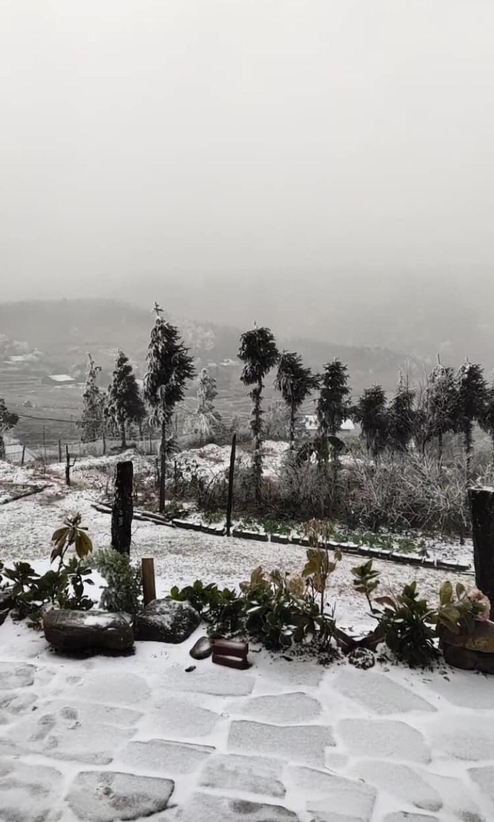 Y Tý tuyết rơi trắng xoá: Ảnh và clip liên tục được chia sẻ lên mạng xã hội - Ảnh 5.