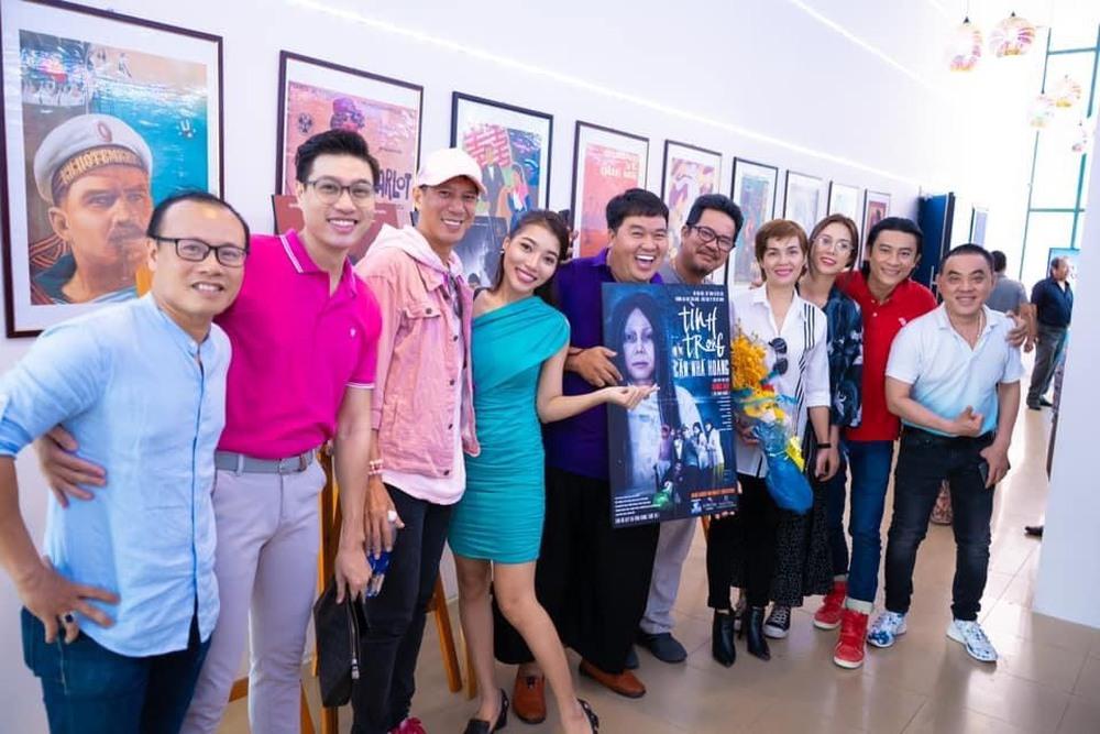 Tuổi 50, Hoàng Mập mới nhận bằng tốt nghiệp Đạo diễn, Việt Hương đòi làm điều khó tin - Ảnh 5.