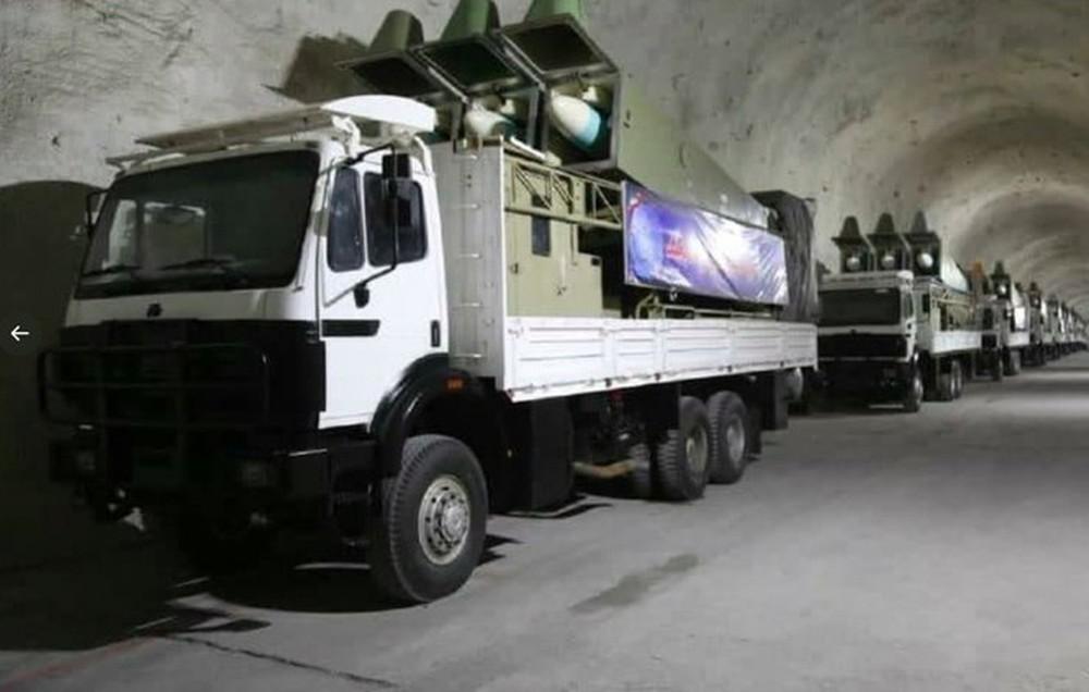 Iran lộ căn cứ tên lửa tuyệt mật bên bờ Vịnh Ba Tư - Ảnh 1.
