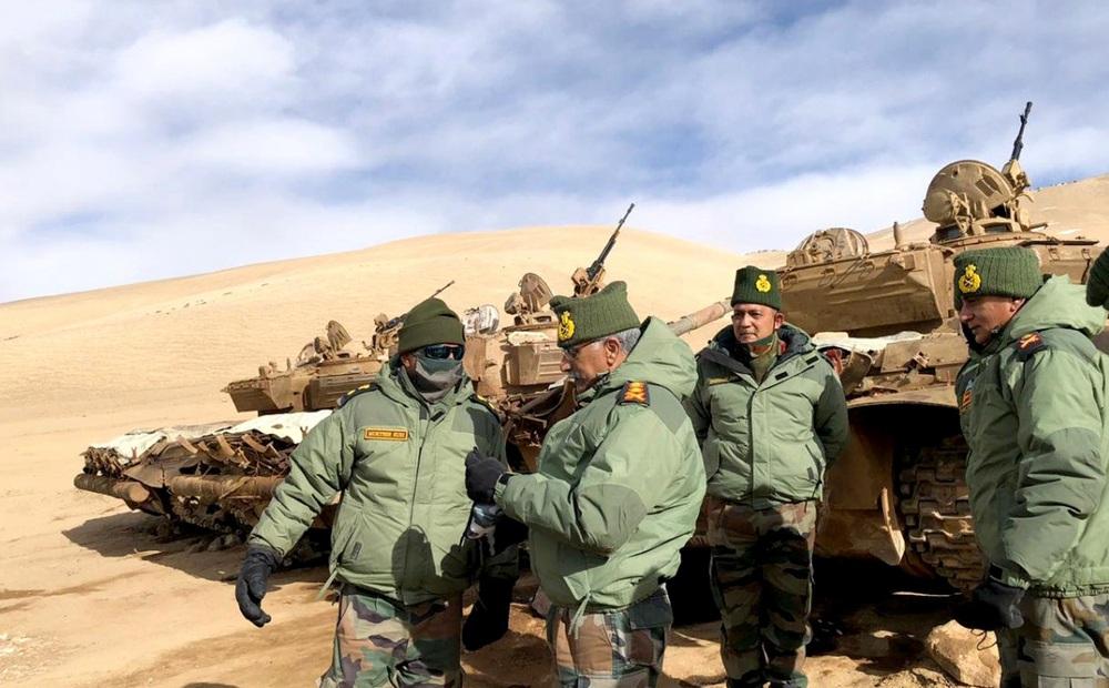 Trung Quốc rút 10.000 binh lính khỏi khu vực biên giới với Ấn Độ vì giá lạnh