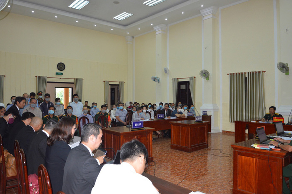 Tòa án quân sự Quân khu 7 vừa tuyên án Lê Quang Hiếu Hùng - Ảnh 1.