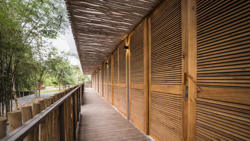Ngôi nhà mái bằng trấu, vách vôi ở Đồng Nai nổi bật trên báo ngoại - Ảnh 4.