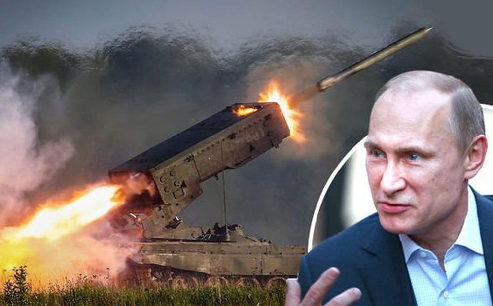 """Ông Putin: """"Không giữ lời hứa"""", NATO mới là kẻ gây chiến với Nga"""