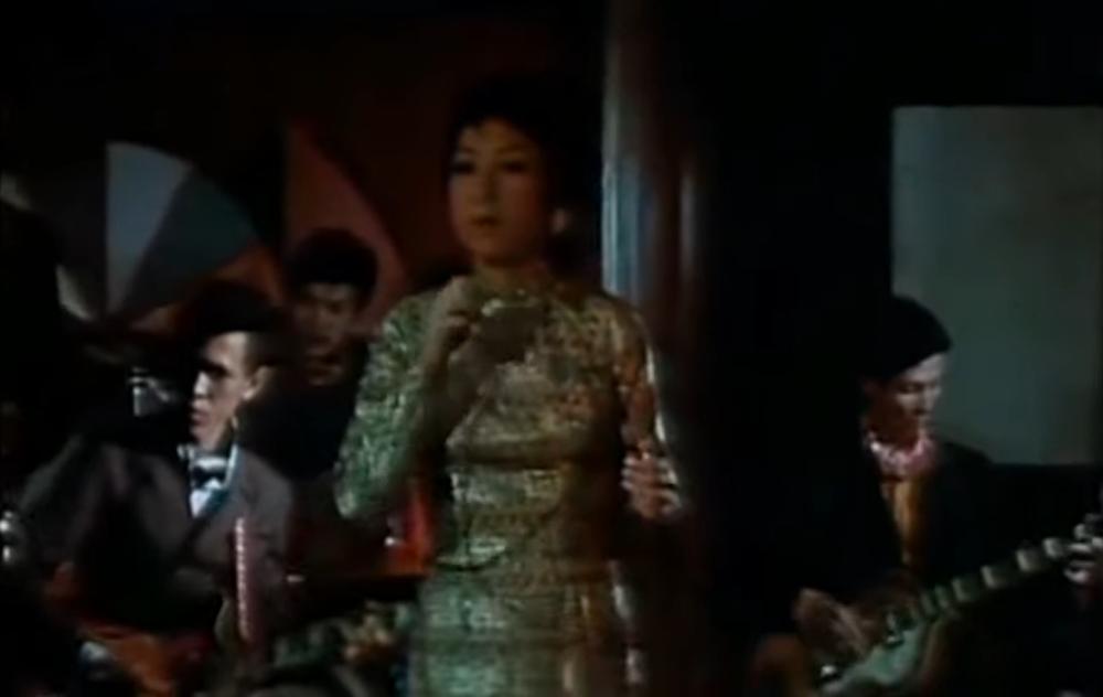 Hình ảnh hiếm hoi của danh ca Lệ Thu năm 30 tuổi: Xinh đẹp kiều diễm, giọng hát nội lực - Ảnh 4.