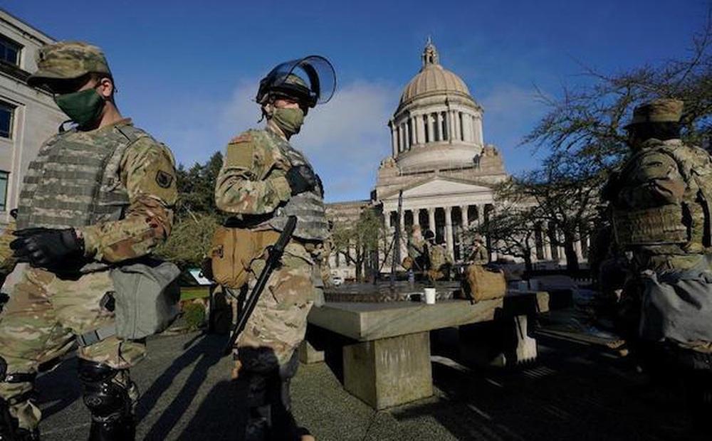 Động thái lạ của các bang tại Mỹ ngay trước thềm lễ nhậm chức của Tổng thống đắc cử Joe Biden