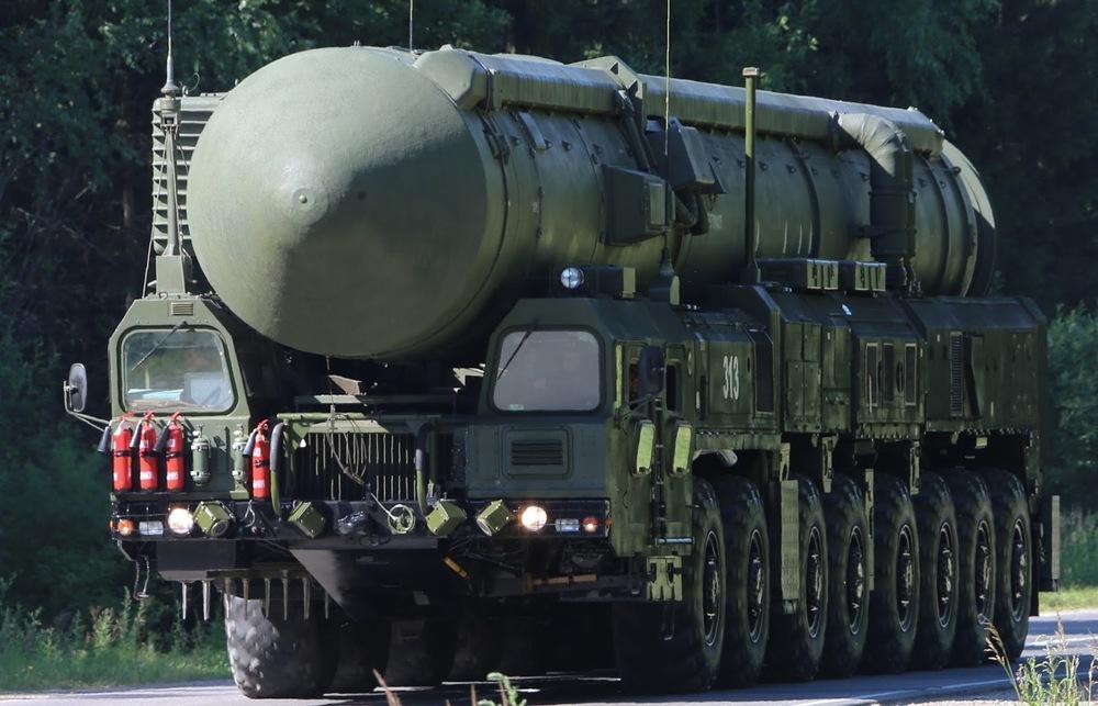 Những vũ khí khẳng định vị thế siêu cường của Nga: Đẳng cấp Tổng thống Putin là đây! - Ảnh 1.
