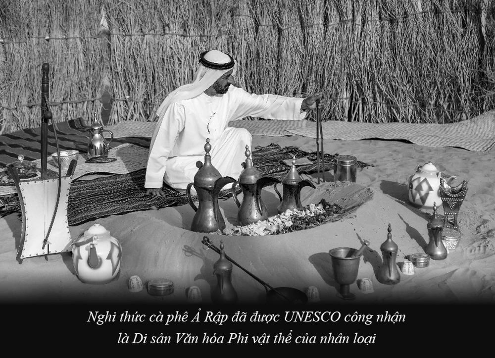 Văn hóa cà phê - Nghi thức của lòng hiếu khách ở Dubai - Ảnh 3.