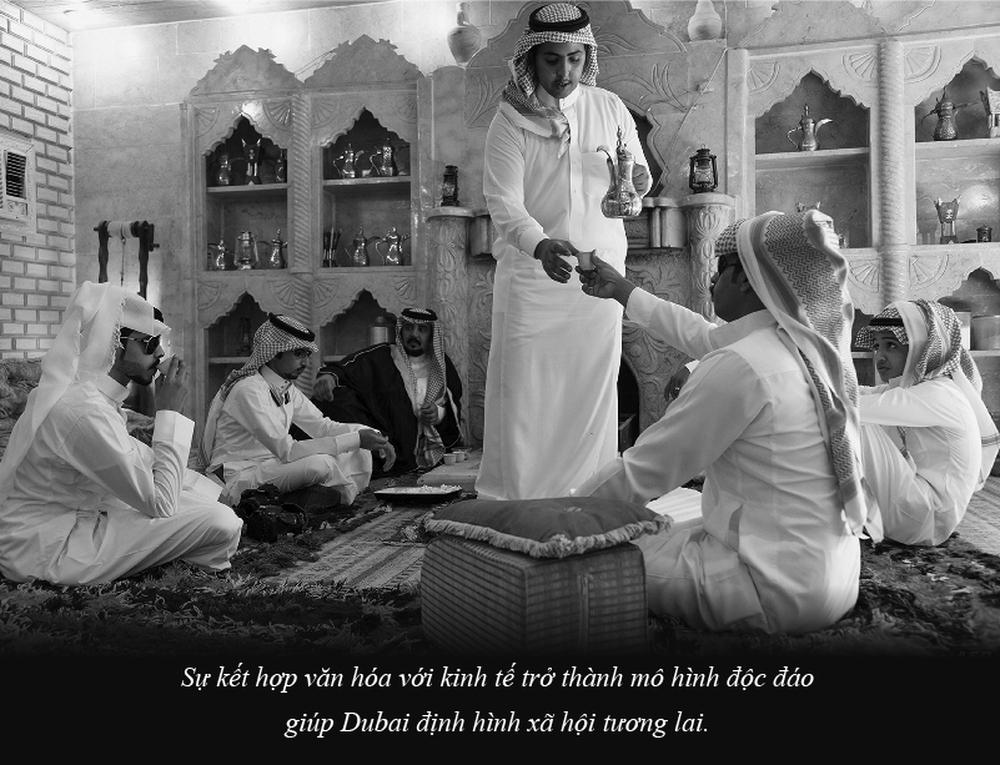 Văn hóa cà phê - Nghi thức của lòng hiếu khách ở Dubai - Ảnh 4.