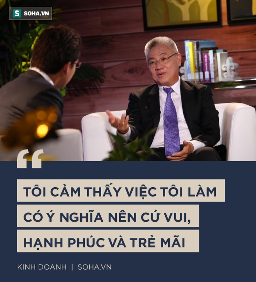 Ông Việt kiều té giếng: 2 tuần trước khi chết, tôi sẽ nghỉ hưu - Ảnh 1.
