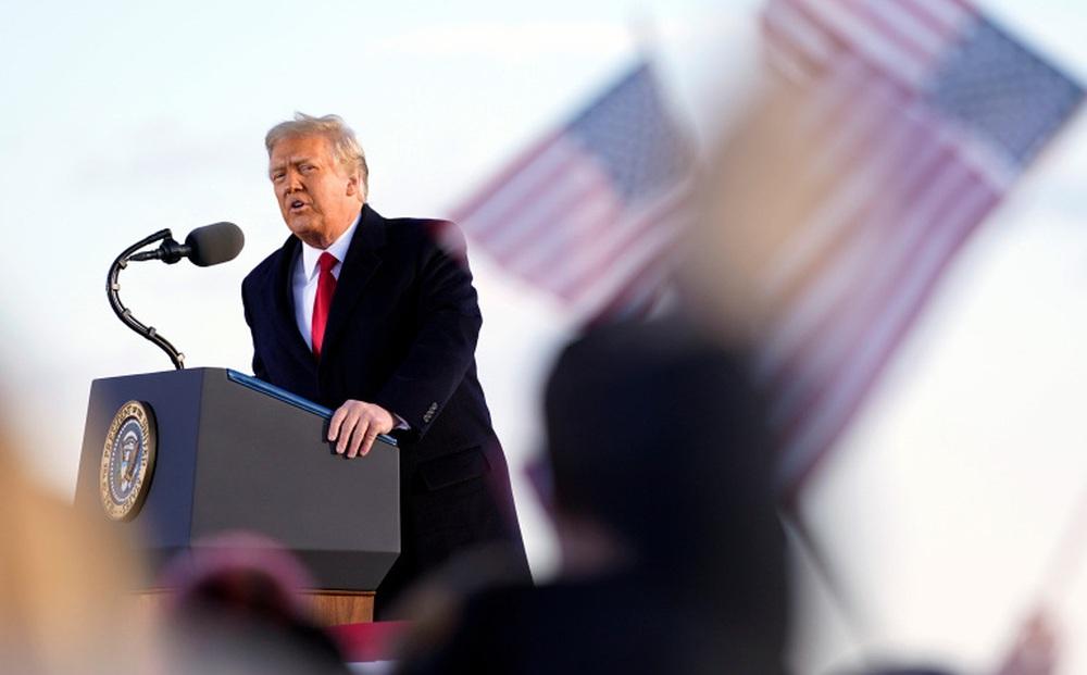 Toàn văn bài phát biểu cuối của ông Trump trên cương vị Tổng thống: Tôi đã cảnh báo các bạn rồi đấy!