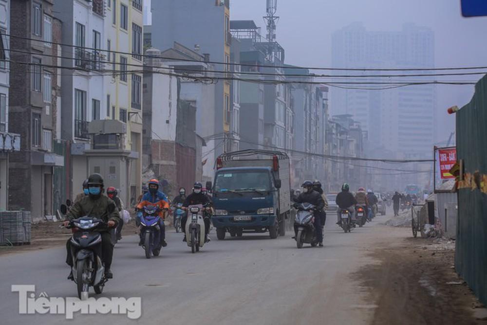 Nhìn gần những thủ phạm làm gia tăng ô nhiễm tại Hà Nội - Ảnh 1.