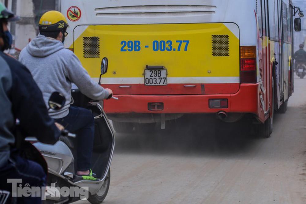 Nhìn gần những thủ phạm làm gia tăng ô nhiễm tại Hà Nội - Ảnh 3.