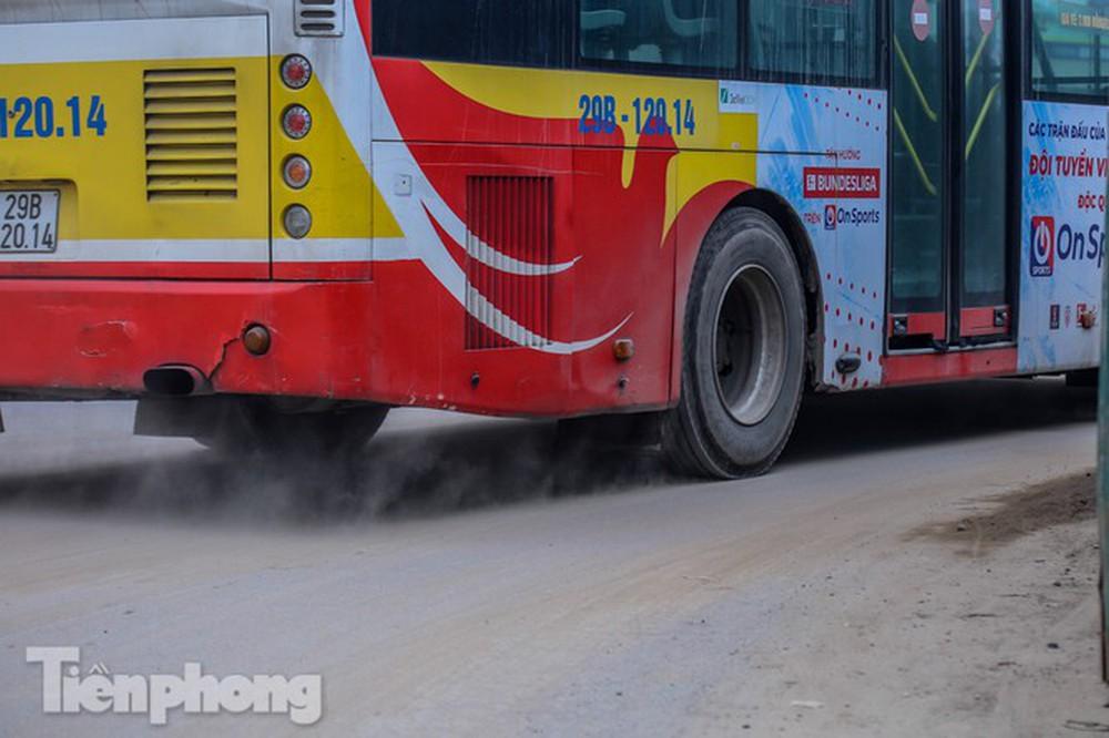 Nhìn gần những thủ phạm làm gia tăng ô nhiễm tại Hà Nội - Ảnh 4.