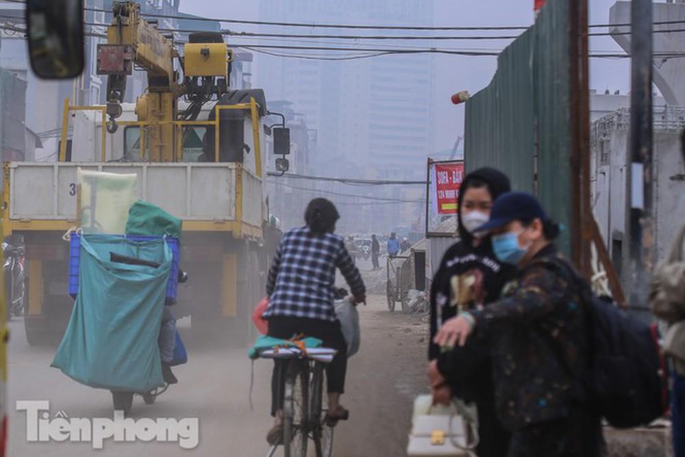 Nhìn gần những thủ phạm làm gia tăng ô nhiễm tại Hà Nội - Ảnh 6.