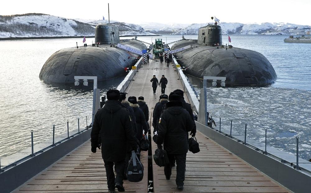 Chiếc tàu ngầm bí ẩn vớt lên từ vịnh Phần Lan mở đường cho cơn ác mộng đến với Mỹ-NATO?