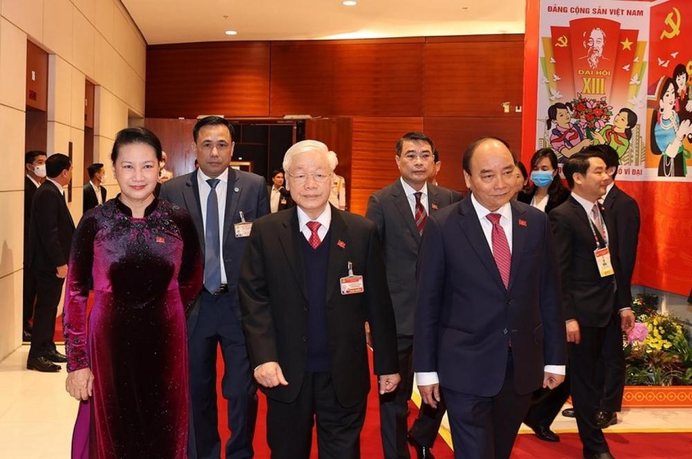 1.587 đại biểu dự phiên trù bị Đại hội đại biểu toàn quốc lần thứ XIII của Đảng - Ảnh 2.