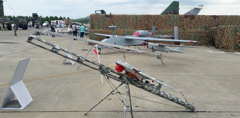 UAV Nga: Đột phá đáng kinh ngạc - Tiết lộ mới nhất về kế hoạch chưa từng có - Ảnh 6.