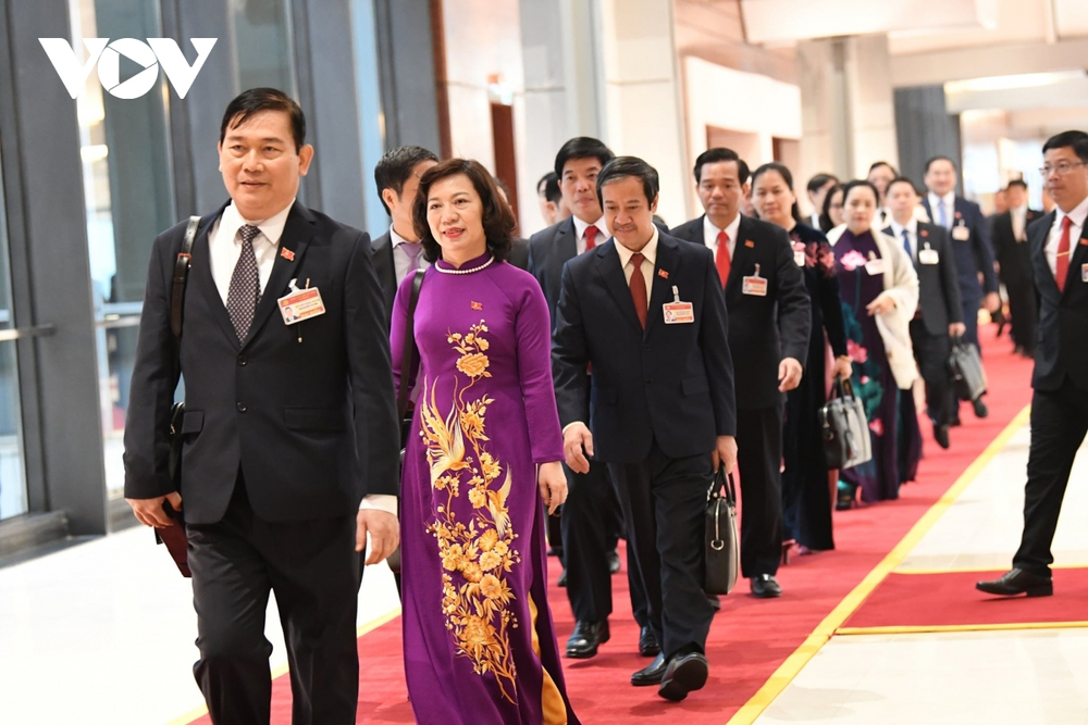 1.587 đại biểu dự phiên trù bị Đại hội đại biểu toàn quốc lần thứ XIII của Đảng - Ảnh 14.