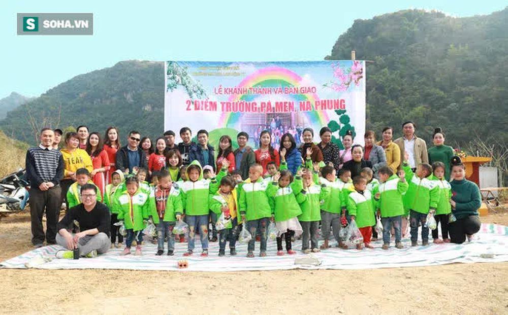 Pá Men và Nà Phung - nơi những cô giáo trẻ dành cả thanh xuân để cắm bản