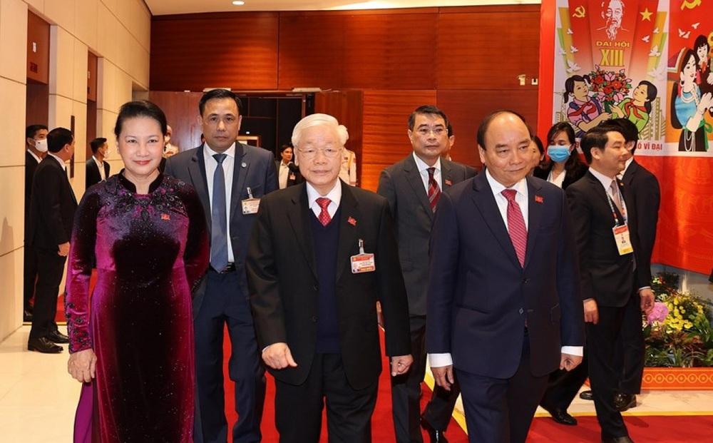 1.587 đại biểu dự phiên trù bị Đại hội đại biểu toàn quốc lần thứ XIII của Đảng