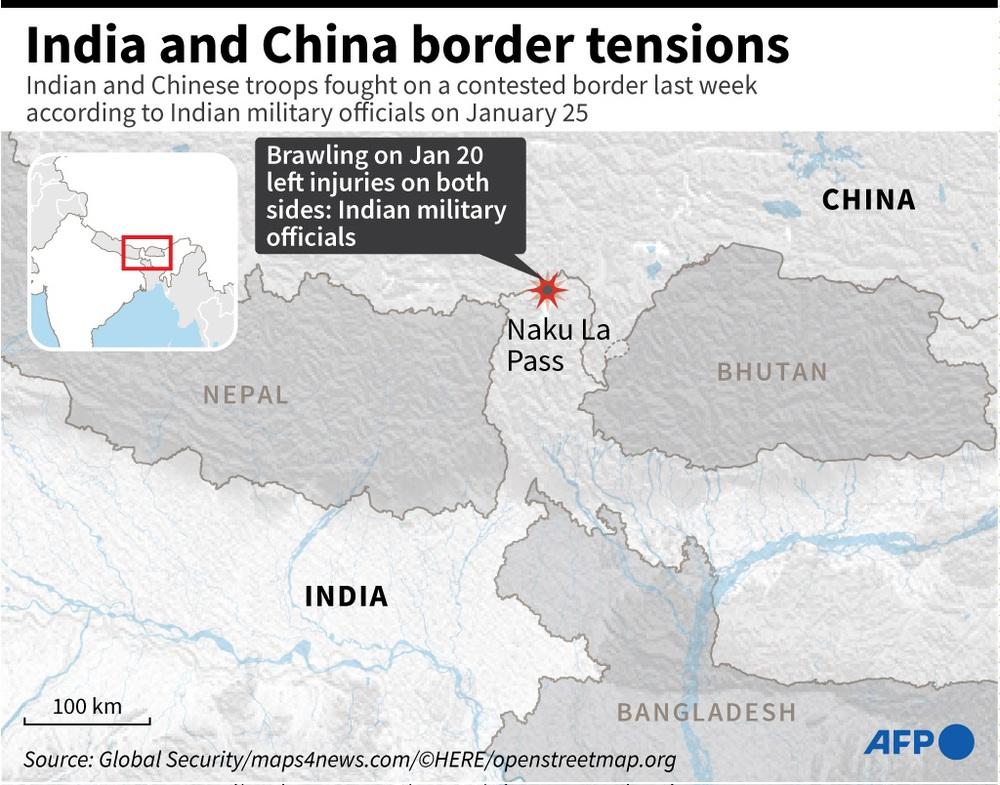 Báo Ấn Độ: Cố tình gây đổ máu ở biên giới, Trung Quốc tính đánh rắn động cỏ với ai? - Ảnh 1.