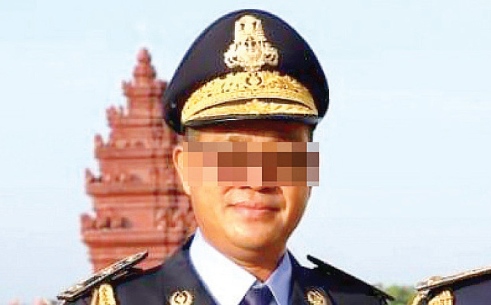 Chuẩn tướng Campuchia bị điều tra vì cáo buộc bắt cóc, tống tiền, lột tư trang 4 người Việt Nam