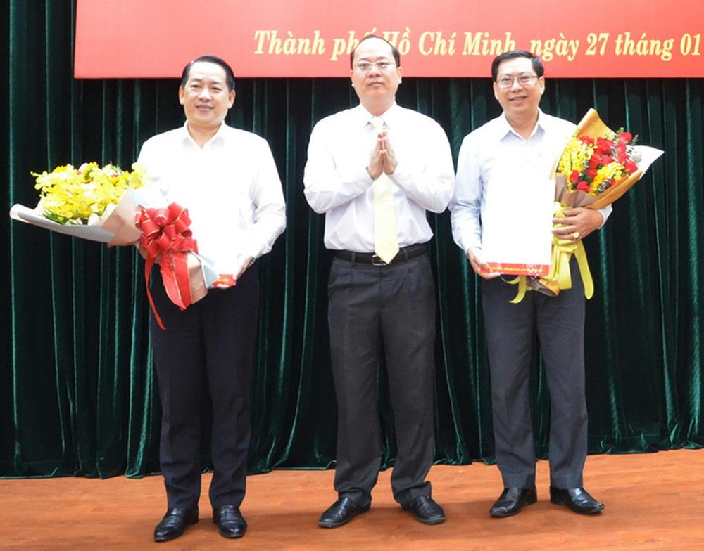 Ông Kiều Ngọc Vũ giữ chức Trưởng Ban Tuyên giáo Thành ủy TP Thủ Đức - Ảnh 1.
