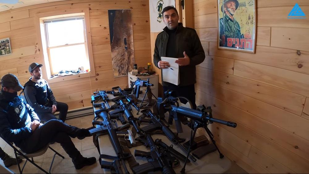 Quân đội Israel huấn luyện chiến đấu cho người Mỹ gốc Do Thái: Điều tồi tệ sắp xảy tới? - Ảnh 1.