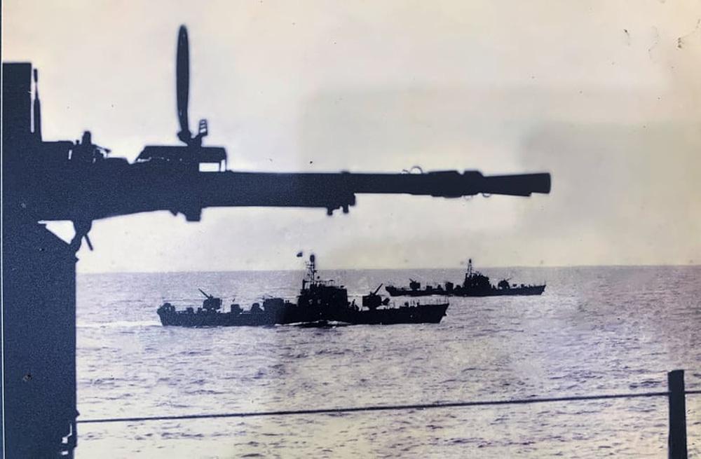 Hạm đội 171 – Hạm đội chủ lực cơ động đầu tiên của Hải quân Việt Nam: Chưa từng có tiền lệ - Ảnh 6.