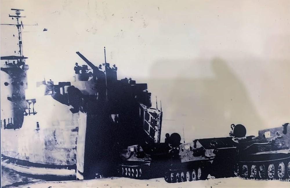 Hạm đội 171 – Hạm đội chủ lực cơ động đầu tiên của Hải quân Việt Nam: Chưa từng có tiền lệ - Ảnh 8.