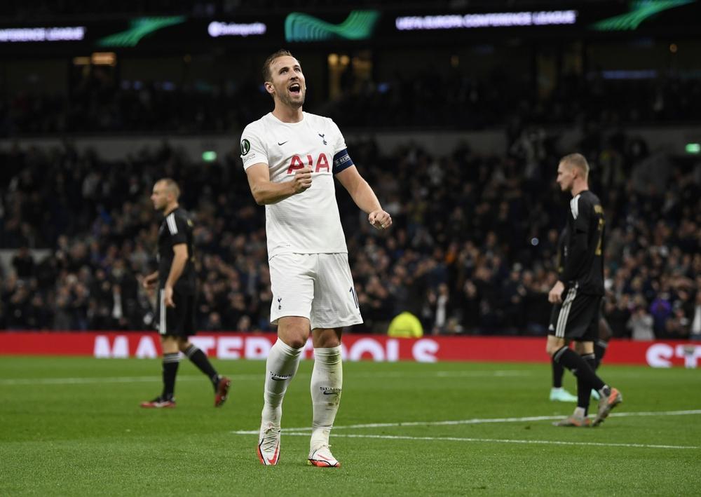 Harry Kane ghi hat-trick, Tottenham thắng dễ Mura ở Europa Conference League - Ảnh 1.