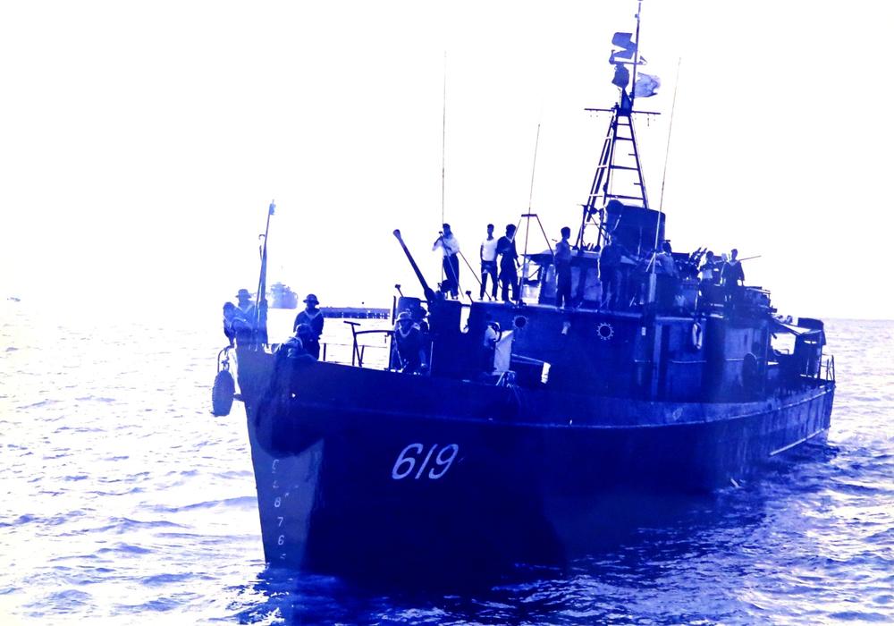 Hải quân Việt Nam có bước phát triển đột phá chưa từng có: Chiến công lẫy lừng - Ảnh 2.