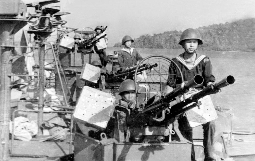 Hải quân Việt Nam có bước phát triển đột phá chưa từng có: Chiến công lẫy lừng - Ảnh 6.