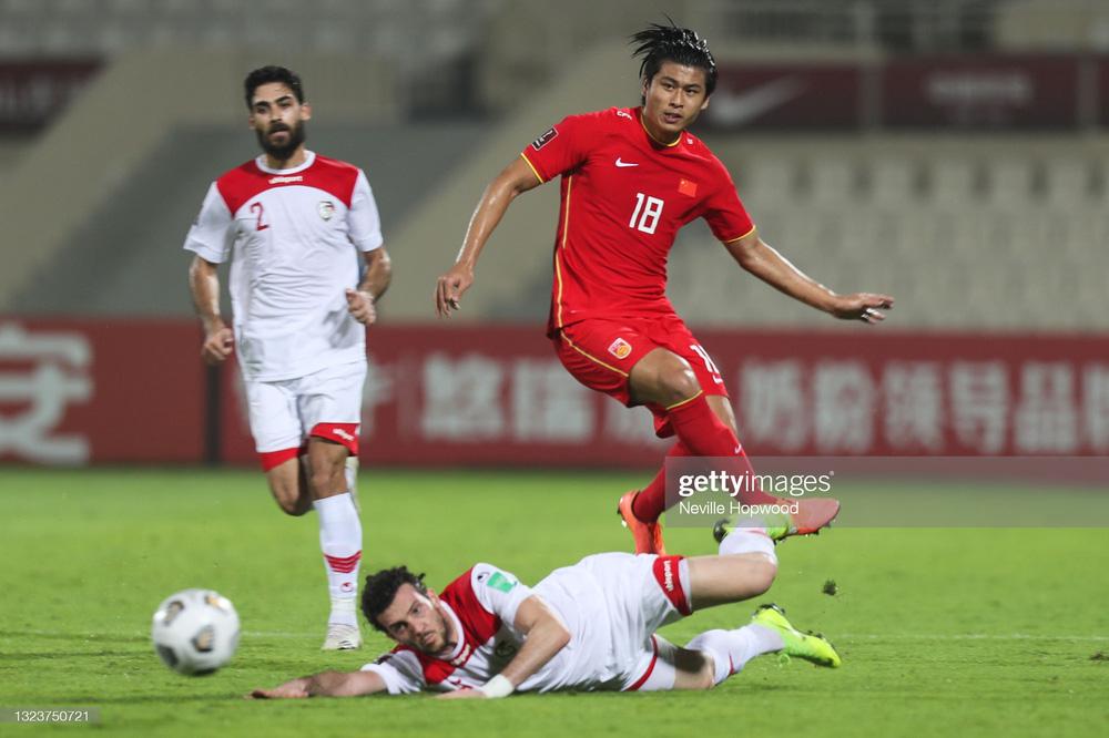 Tiến Linh đánh bại ngôi sao 23 tỷ của Trung Quốc trong cuộc đua do AFC tổ chức - Ảnh 1.
