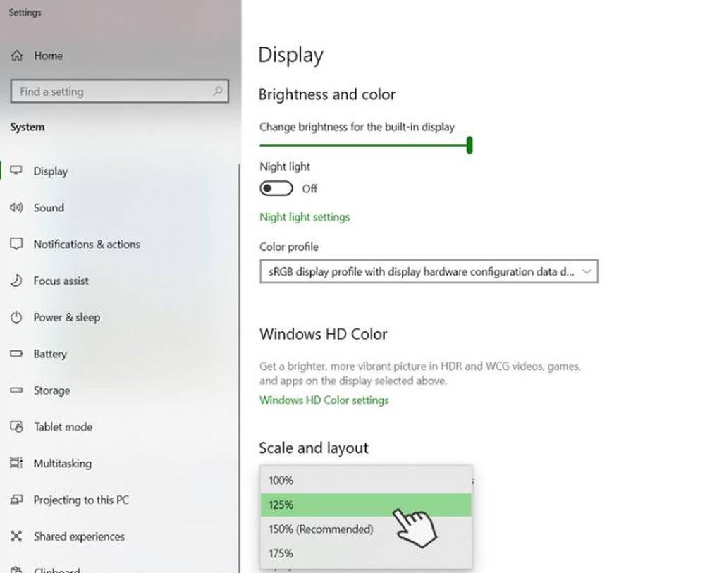 1001 cách phóng to màn hình máy tính win 10, Macbook chi tiết - Ảnh 14.