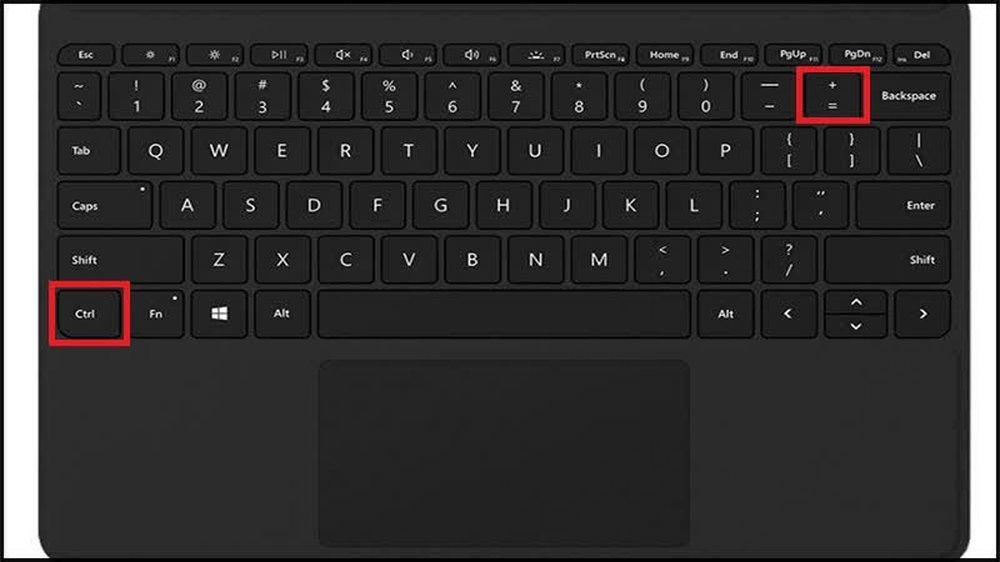 1001 cách phóng to màn hình máy tính win 10, Macbook chi tiết - Ảnh 1.