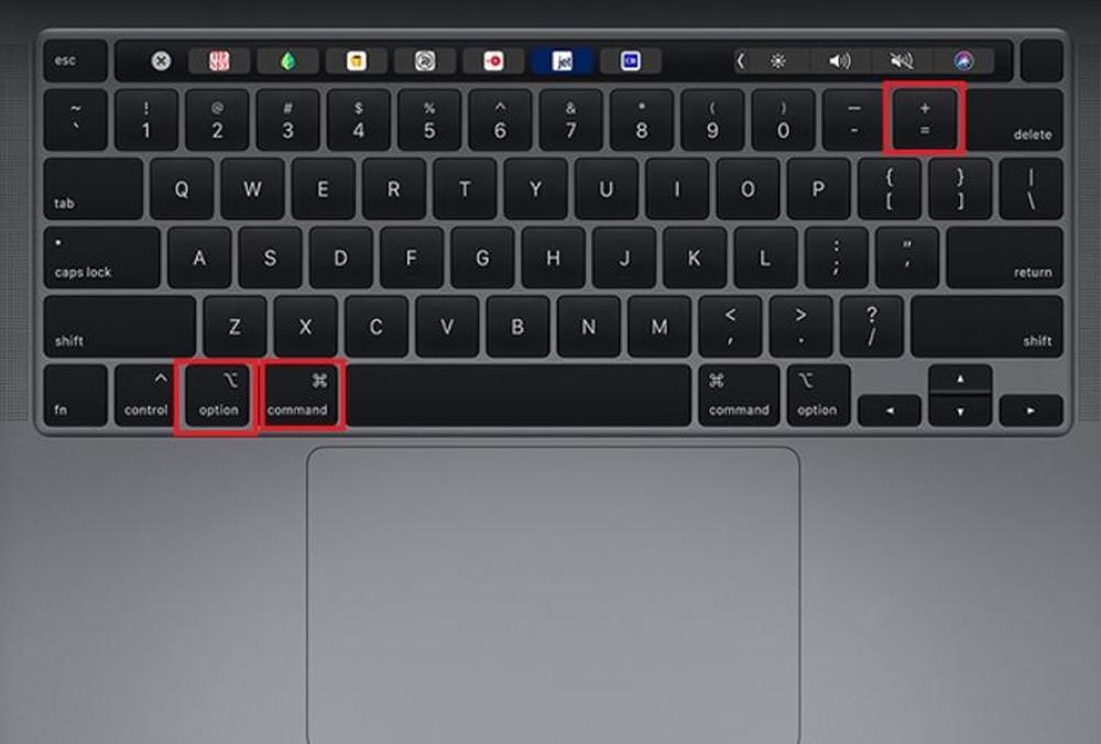 1001 cách phóng to màn hình máy tính win 10, Macbook chi tiết - Ảnh 17.
