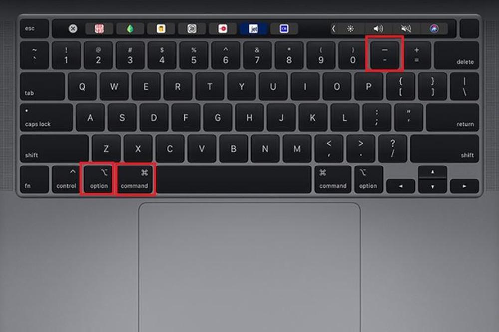 1001 cách phóng to màn hình máy tính win 10, Macbook chi tiết - Ảnh 18.
